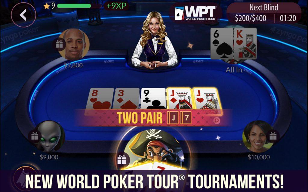 Judi poker dari Zynga, solusi tepat atasi rasa penasaran keseruan bermain poker