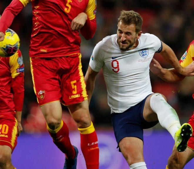 Timnas Inggris bersiap Hadapi EURO 2020