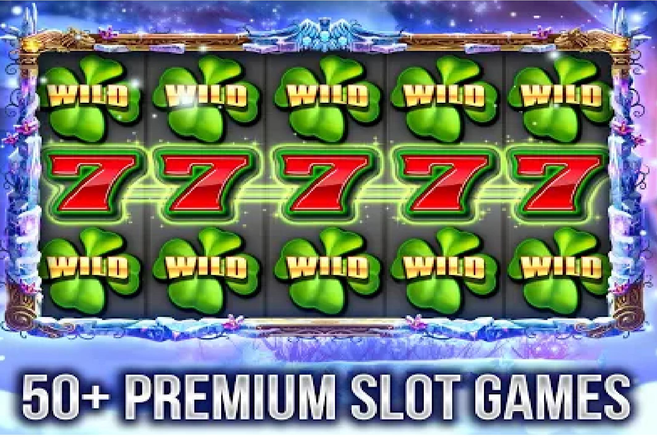 Slot Games -Huuuge Games